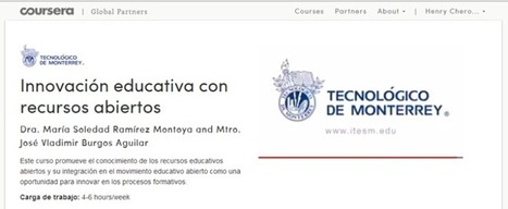 Curso gratuito: Innovación educativa con recursos abiertos | RedDOLAC | Scoop.it
