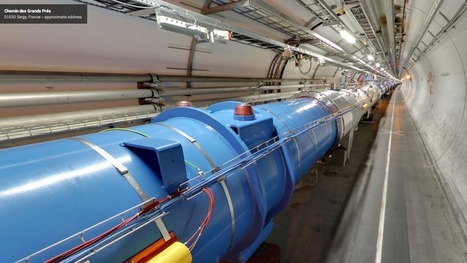 Google Street View Comes to Large Hadron Collider at CERN | on reflection | Scoop.it