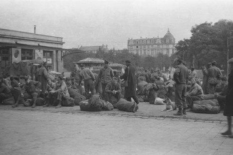 Ces photos de la seconde guerre mondiale n'avaient jamais été développées | Photographie | Scoop.it
