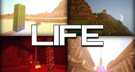 Life Photo Realistic HD Resource Pack for Minecraft 1.7.5 | minecraft | Scoop.it