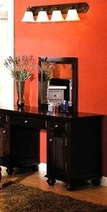 Kensington Cane Vanity Table   Home Decoration   Scoop.it