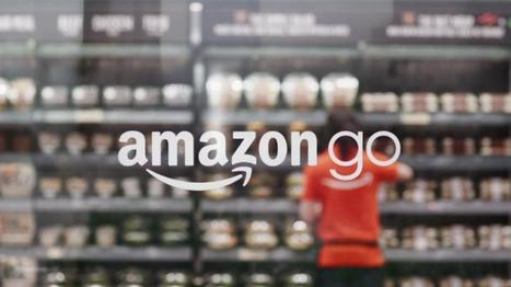 Amazon Unveils Totally Checkout-Free Grocery Market | Retail Trends | Scoop.it