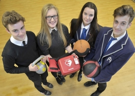 Every school in Edinburgh to get defibrillators | First Aid Training | Scoop.it