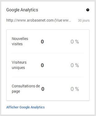 Comment ajouter Google Analytics à votre tableau de bord Google+ - #Arobasenet | gastardloic | Scoop.it