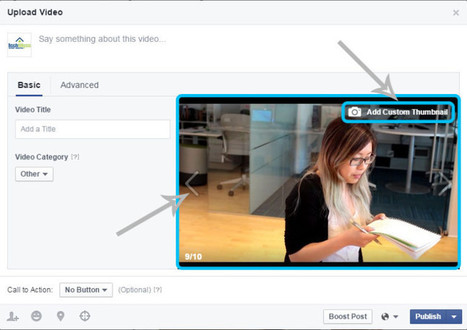 How To Optimise Your Facebook Native Videos | Online Marketing Resources | Scoop.it
