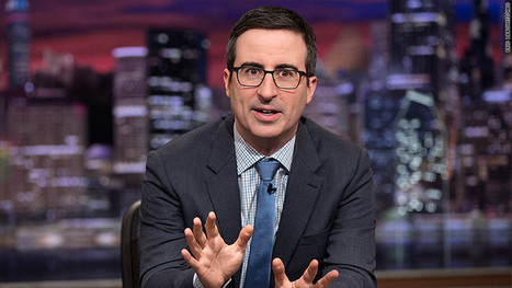 John Oliver on Brexit: 'There are no f------ do-overs' | CLOVER ENTERPRISES ''THE ENTERTAINMENT OF CHOICE'' | Scoop.it