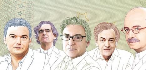 Best-sellers, conférences, ménages : comment les INTELLOS gagnent de l'argent | Le BONHEUR comme indice d'épanouissement social et économique. | Scoop.it