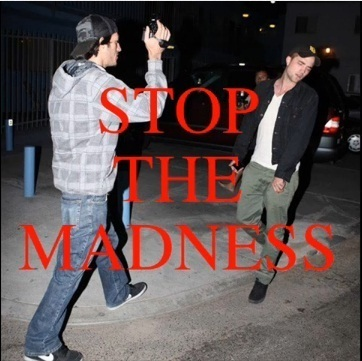 STOP THE MADNESS! | Robert Pattinson Daily News, Photo, Video & Fan Art | Scoop.it