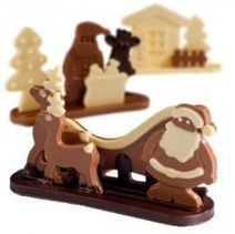 Chocolate Molds for Christmas | Gifts from Your Kitchen | Scoop.it