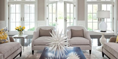 The 8 Best Neutral Paint Colors That'll Work In Any Home   Architecture and Design   Scoop.it