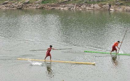 wonderful Single-Bamboo sailing | amazing travel culture | Scoop.it