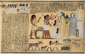 Religion in Ancient Egypt ~ Ancient Egypt Facts | Ancient world | Scoop.it