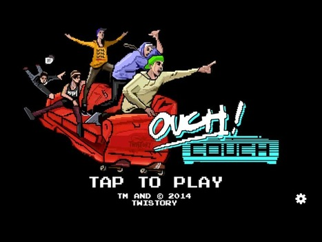 Is Ouch Couch The New Flappy Bird? Obsession Grows On Twitter | Digital-News on Scoop.it today | Scoop.it