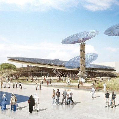 Calatrava to design UAE Pavilion for Dubai Expo 2020 | The Architecture of the City | Scoop.it