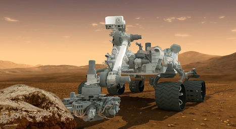 NASA News Conference to Preview August Mars Rover Landing | The Matteo Rossini Post | Scoop.it