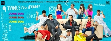 Humshakals five(5) days collection | Humshakals Monday & Tuesday collection Report | Full 2 Updates | Entertainment | Scoop.it