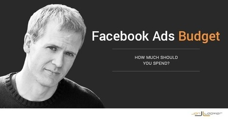 How Much Should You Budget for Facebook Ads?   Facebook   Scoop.it