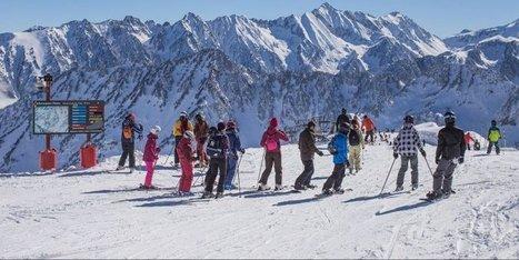 Dans les Pyrénées, le ski de printemps recherche ses clients | Vallée d'Aure - Pyrénées | Scoop.it