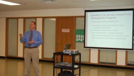 Parents mixed about school restructuring plan   Grand Haven Tribune   Full day kindergarten   Scoop.it