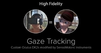 High Fidelity Uses SMI HMD Eye Tracking to Create Life-like VR Avatars | cool stuff from research | Scoop.it