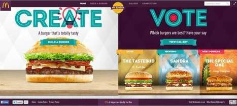 McDonalds Is Crowdsourcing Its Next Line Of Burgers - PSFK | Innovation and alternative strategy nuggets | Scoop.it