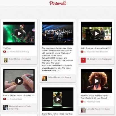 How to Drive More YouTube Views With Pinterest | Better know and better use Social Media today (facebook, twitter...) | Scoop.it