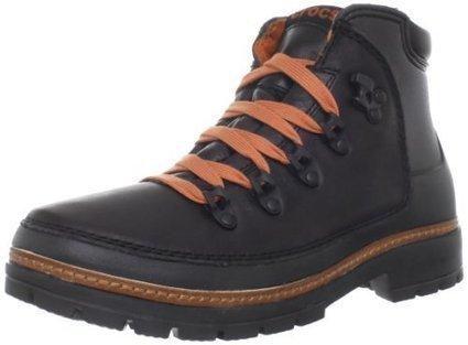 Cyber Monday 2013 crocs Men's Cobbler Boot,Black/Black,12 M US from crocs Sales $ Deals | crocs | Scoop.it