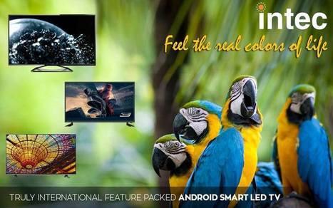Why Choose LED TVs Over LED TVs? Some Advantages of LEDs | Intec Home Appliances | Scoop.it