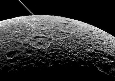 Saturn's moon Dione harbours a subsurface ocean | Scientific anomalies | Scoop.it