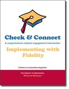 Student Engagement Instrument (SEI) | Check & Connect Student Engagement Intervention Model | Institute on Community Integration | University of Minnesota | Writing, Research, Applied Thinking and Applied Theory: Solutions with Interesting Implications, Problem Solving, Teaching and Research driven solutions | Scoop.it