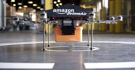 Why Drone Delivery Won't Replace the UPS Guy - New Yorker (blog) | chinese labor camp | Scoop.it