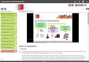 Libros digitales, recursos y aprendizaje adaptativo de McGraw-Hill Education | Educacion, ecologia y TIC | Scoop.it