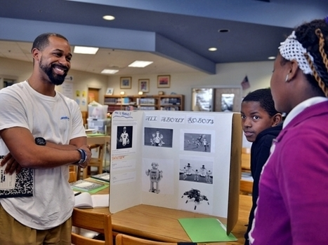 Demonstrating Authentic and Rigorous Learning in PBL | School Library Advocacy | Scoop.it