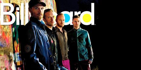 Coldplay: The Billboard Cover Story | media branding | Scoop.it