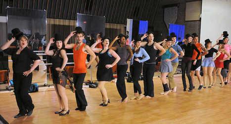 Ad Astra makes 'A Chorus Line' its singular sensation - cjonline.com | OffStage | Scoop.it