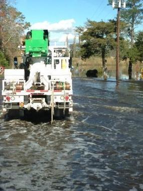 Nonunion Alabama crews called to assist in Sandy recovery efforts turned away in New Jersey | The Billy Pulpit | Scoop.it