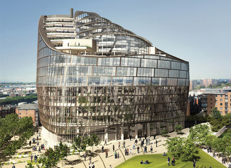 The UK's Most 'Outstanding' Green Building | Yan's Earth | Scoop.it