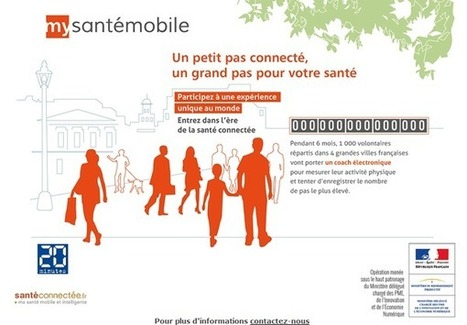 Lancement de l'opération My SantéMobile | Contenido de salud y redes sociales interesante para la farmacia | Scoop.it