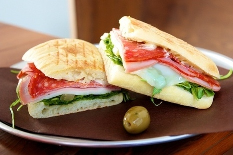 The Best Panini in Toronto | La Vita T.O | Scoop.it
