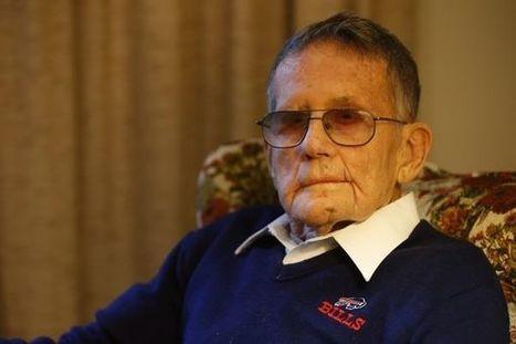 Hamburg veteran who served as B-17 gunner recalls heavy losses in skies over Europe  - The Buffalo News   Random Stuff On The Net   Scoop.it