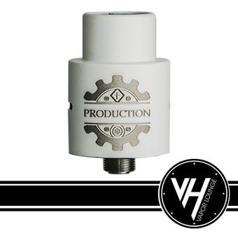 Production RDA White - Vapor Hub   Vapor Hub   Scoop.it