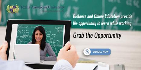 GLOBAL DEMAND for online education | Texila Health plus | Scoop.it