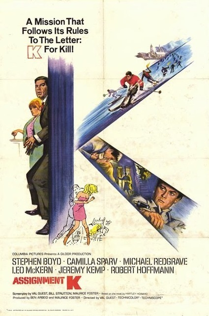Assignment K (1968) DVDrip | Free Lust Movies | Download Free | FreeLustMovies.com | Scoop.it