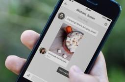 Pinterest intègre une messagerie privée sur son site et ses applications mobiles | Actu webmarketing et marketing mobile | Scoop.it