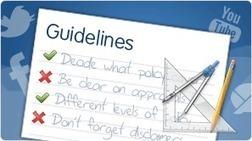 Comment mettre en place une politique d'utilisation des réseaux sociaux au sein de votre entreprise - Salesforce.com France | Apprivoiser les réseaux sociaux | Scoop.it