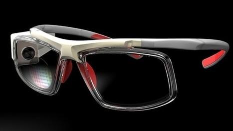 Les Google Glass concurrencées par GlassUp, une paire à 399 dollars   Geeks   Scoop.it