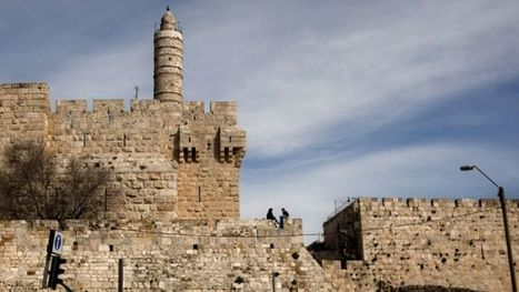 Archaeologists say they've located the possible site of trial of Jesus | Ancient History | Scoop.it
