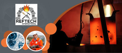Specialized Refractory Services - Reftech   Refractory Solutions   Scoop.it