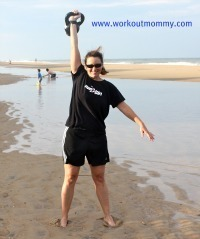 "#VoliHero Lisa, ""Workout Mommy"" - Personal Trainer, Fitness Instructor & Mom: Balancing Motherhood & Fitness 