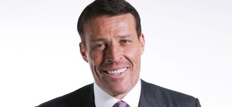 Tony Robbins on the Science Behind Focusing on What Matters Most | Brain Training | Scoop.it